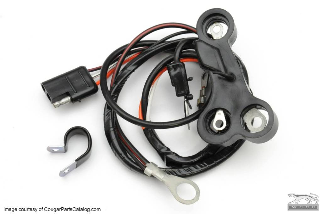 Alternator Wiring Harness - Concours - 289 - 302 - Standard   1968