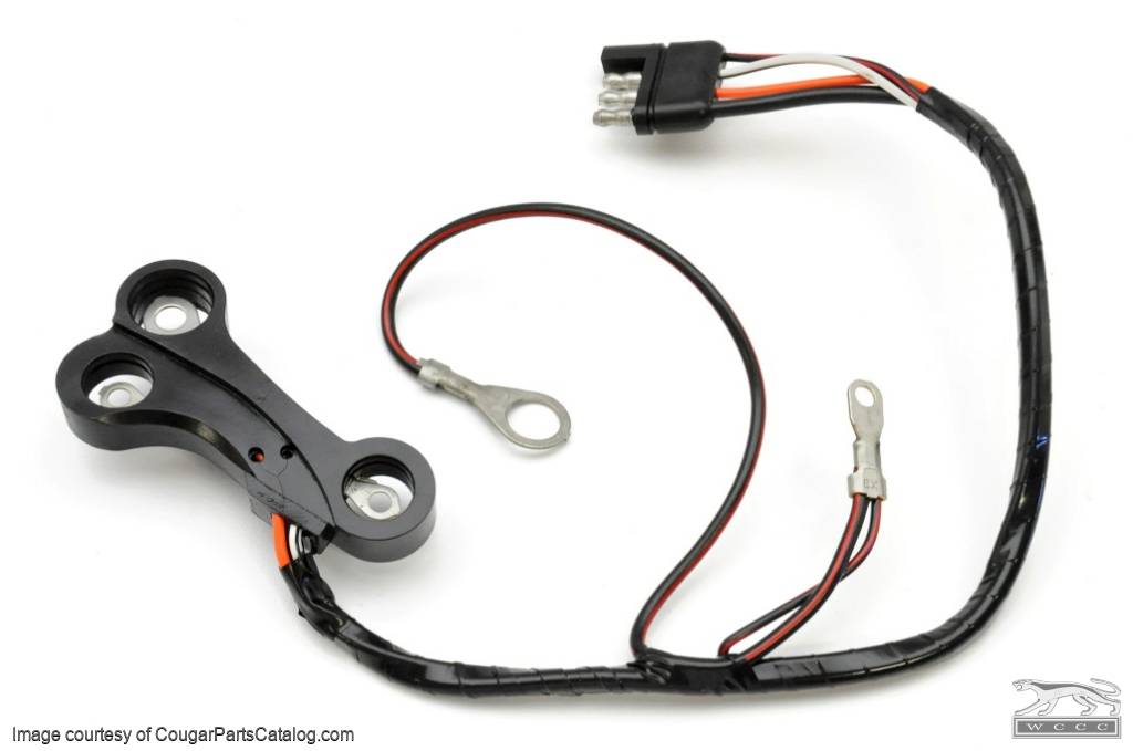 1969 Mustang Alternator Wiring Harness - Wiring Diagram Shw on