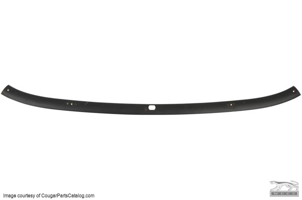 Moulding / Trim - Headliner to Windshield - Used ~ 1970 Mercury Cougar / 1969-70 Ford Mustang - 10849