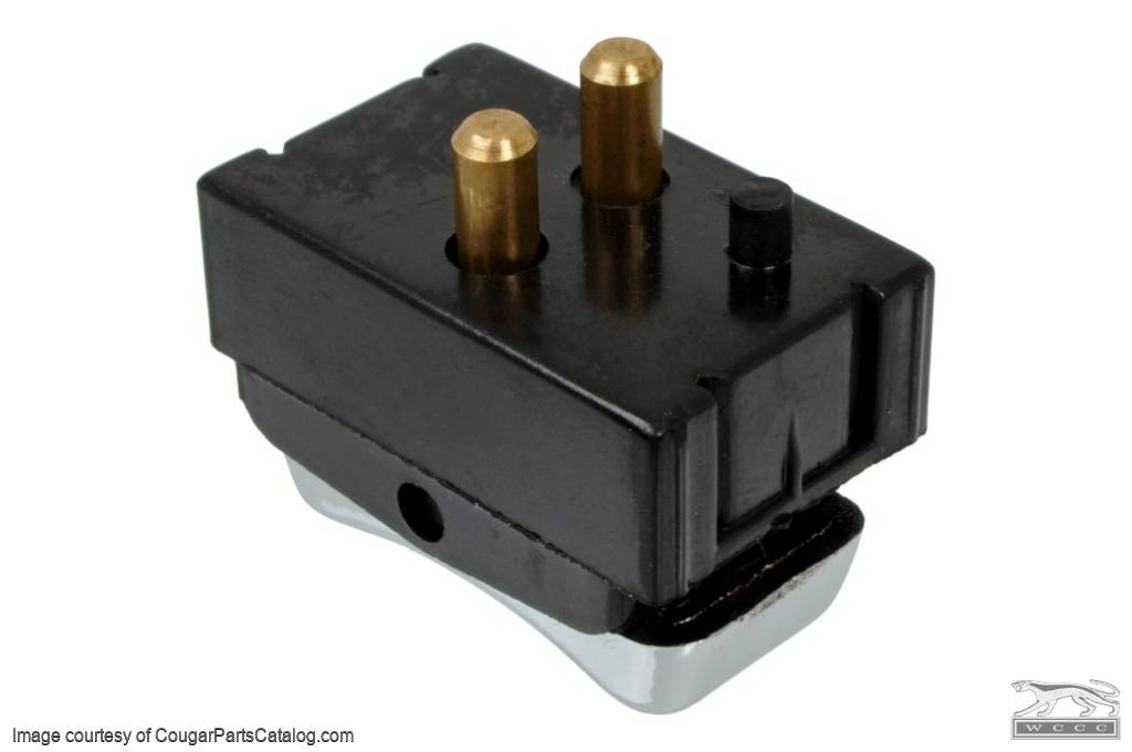 Lock-Out Switch - Power Window - Repro ~ 1969 - 1972 Mercury Cougar - 11060