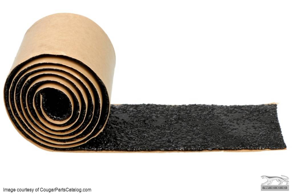 Insulation Tape - A/C - Repro ~ 1967 - 1973 Mercury Cougar / 1967 - 1973 Ford Mustang - 11087