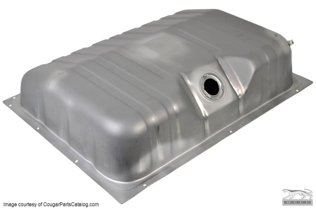 Fuel Tank - ECONOMY - Repro ~ 1967 - 1968 Mercury Cougar / 1967 - 1968 Ford Mustang - 11265