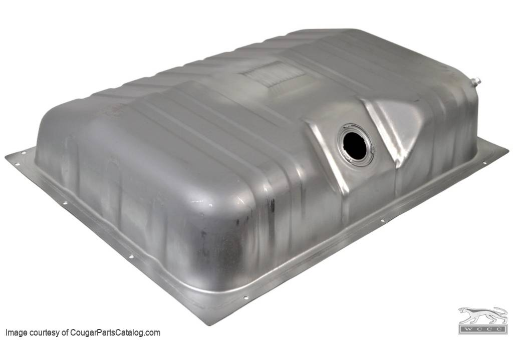 Fuel Tank - Economy - Repro ~ 1969 Mercury Cougar / 1969 Ford Mustang - 11266