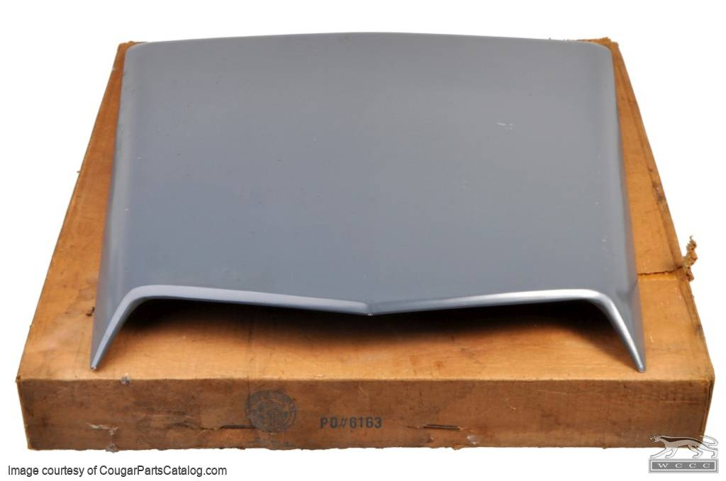 Hood Scoop - Eliminator / Cobra Jet - NOS ~ 1969 - 1970 Mercury Cougar - 42349