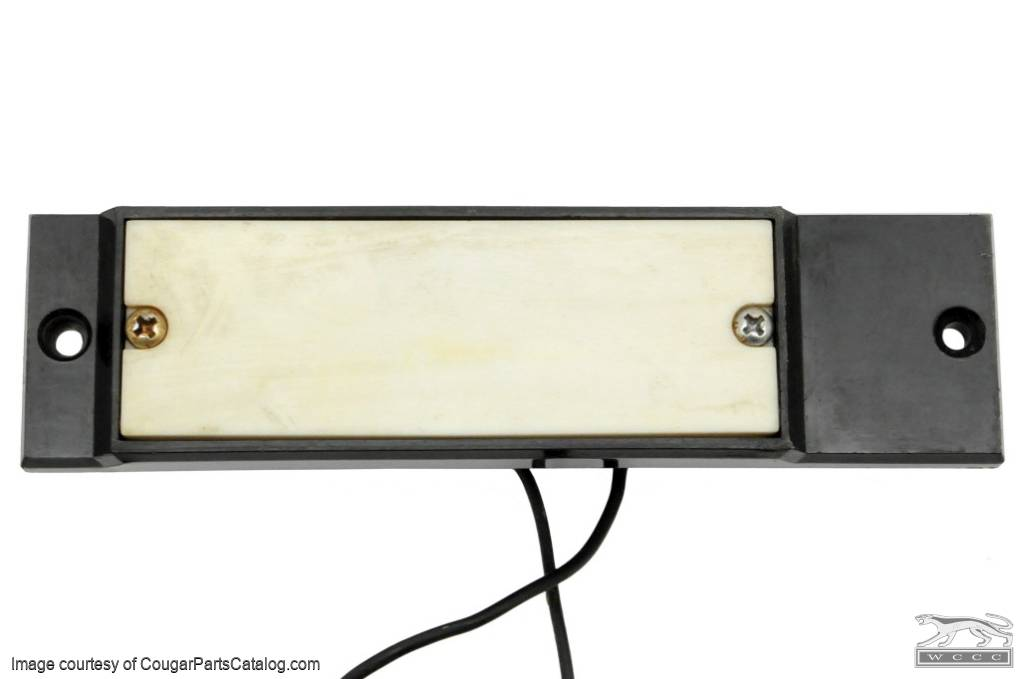 Map Light Assembly - XR7 - Used ~ 1970 Mercury Cougar - 10840