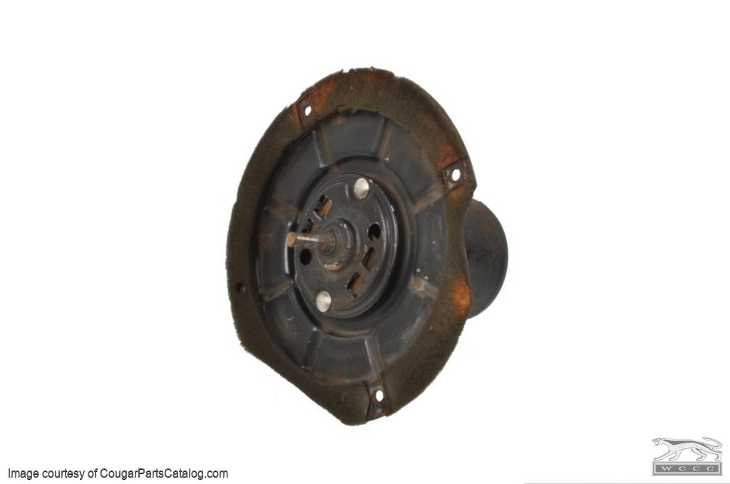 Blower Motor - A/C - Used ~ 1967 - 1968 Mercury Cougar / 1967 - 1968 Ford Mustang - 11-0061