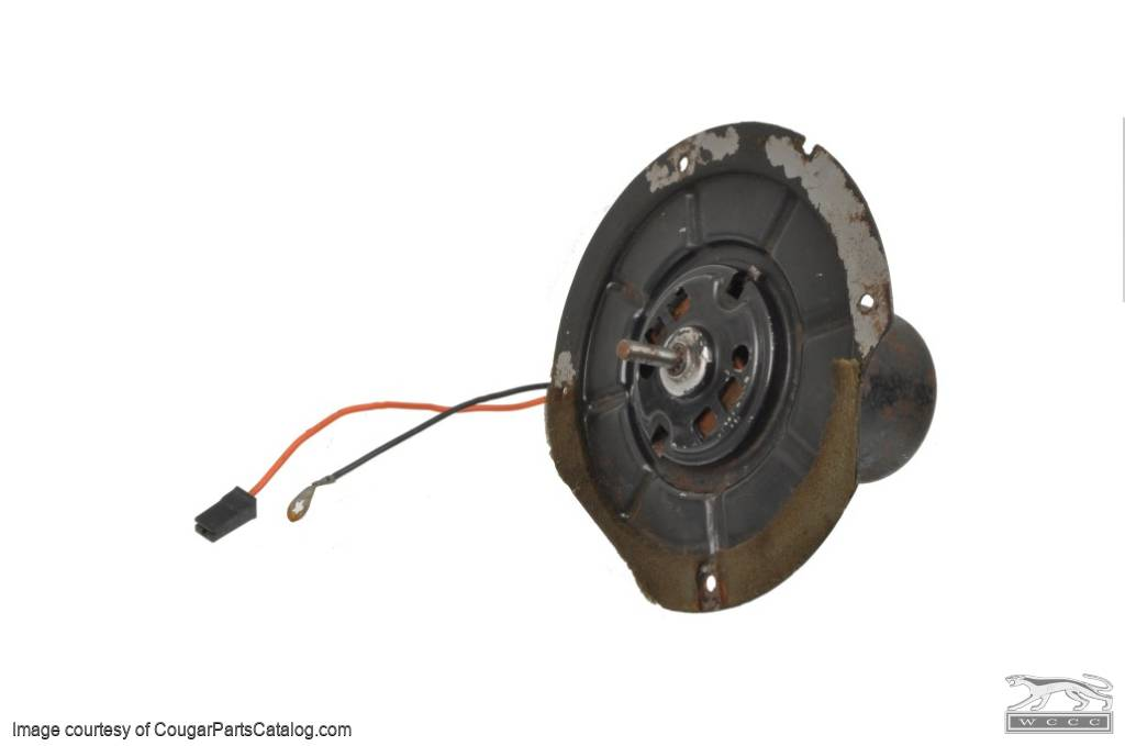 Blower Motor - A/C - Used ~ 1969 - 1970 Mercury Cougar / 1969 - 1970 Ford Mustang - 11-0062