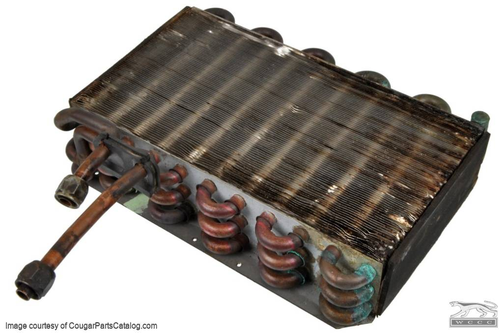 A/C Evaporator - Used ~ 1969 Mercury Cougar / 1969 Ford Mustang - 11-0066