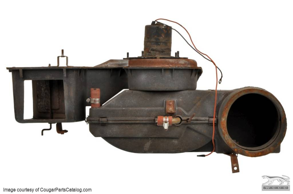 Heater Box Assembly - Used