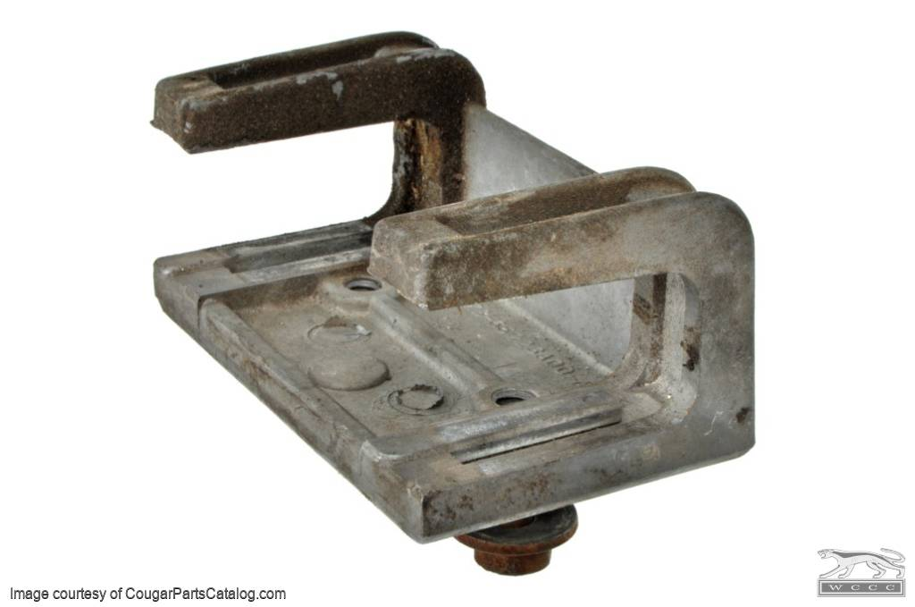 Door Glass - Window Guide - Used ~ 1969 - 1970 Mercury Cougar / 1969 - 1970 Ford Mustang - 11-0183