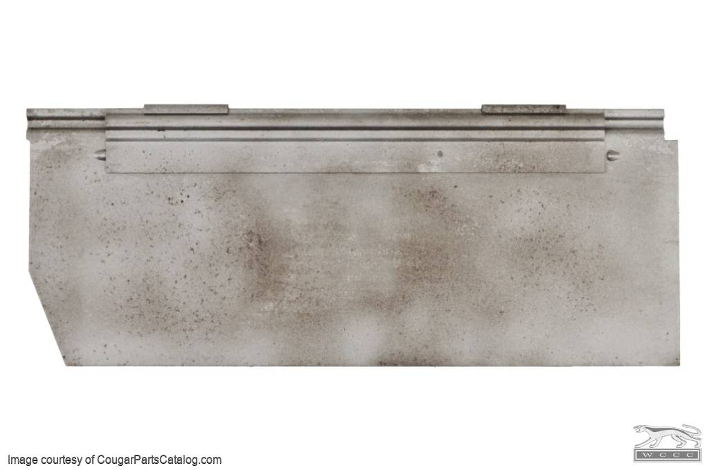Door - Evaporator - for A/C Box - Used ~ 1967 - 1973 Mercury Cougar / 1967 - 1973 Ford Mustang - 11-0329
