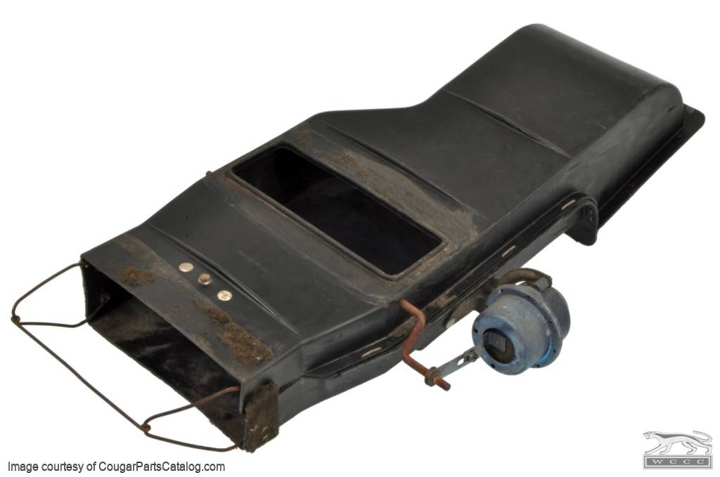 Comfort Stream Ventilation / Power Vent System - Used ~ 1969 - 1970 Mercury Cougar / 1969 - 1970 Ford Mustang - 25680
