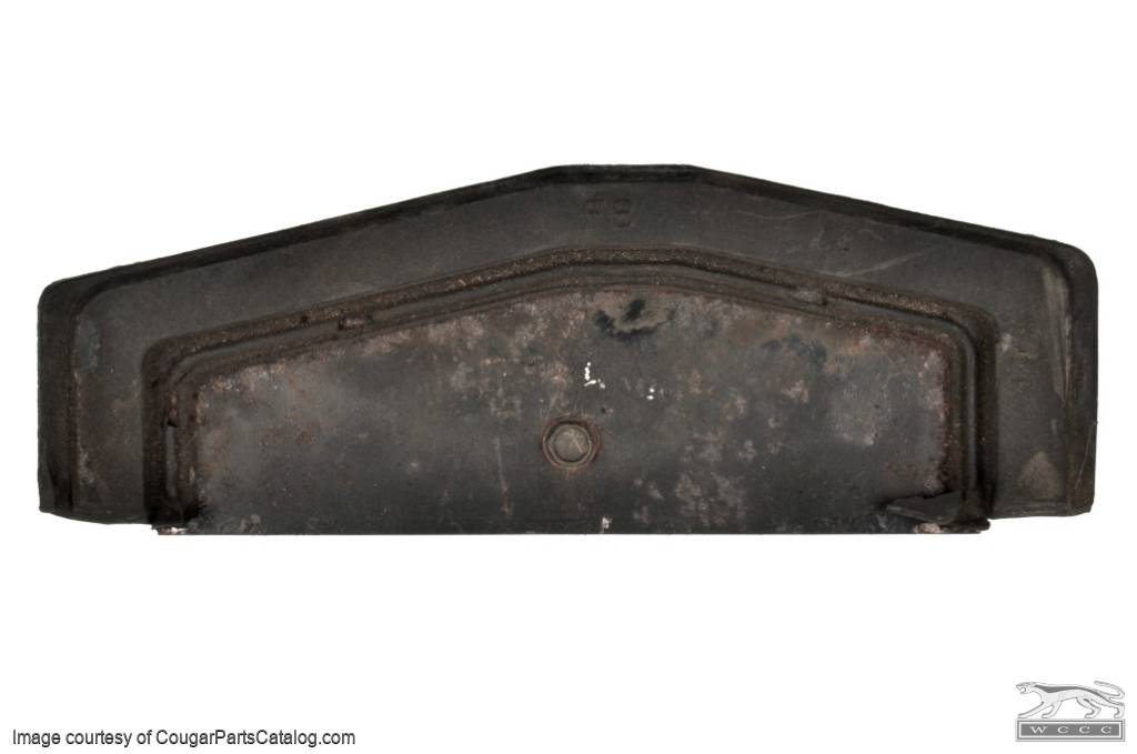 Door - Blower - A/C Box Assembly - Used ~ 1967 - 1973 Mercury Cougar / 1967 - 1973 Ford Mustang - 11-0338