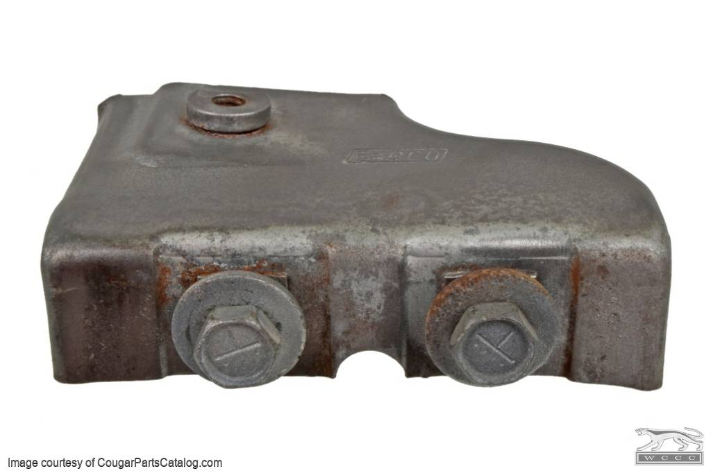 Extension Assembly - Quarter Window - Driver Side - Used ~ 1969 - 1970 Mercury Cougar / 1969 - 1970 Ford Mustang - 11-0392