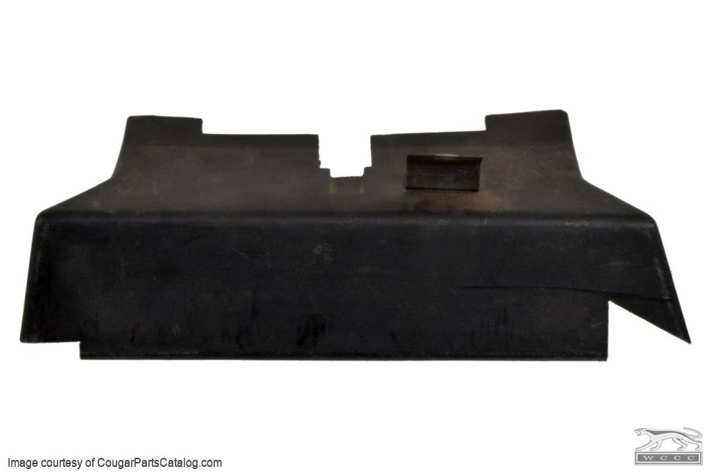 A/C Floor Duct - w/ Console - Grade A - Used ~ 1967 - 1968 Mercury Cougar / 1967 - 1968 Ford Mustang - 11-0405