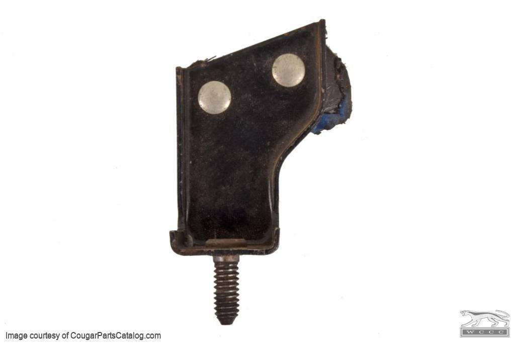 Bracket - A/C Blower Housing Mounting - Used ~ 1967 - 1968 Mercury Cougar / 1967 - 1968 Ford Mustang - 11-0448