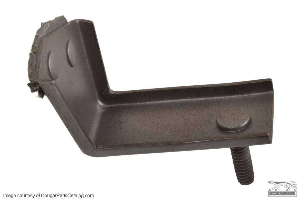 Bracket - A/C Blower Housing Mounting - Used ~ 1971 - 1973 Mercury Cougar / 1971 - 1973 Ford Mustang - 11-0450