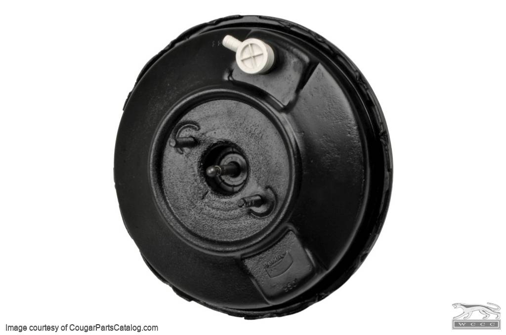 Brake Booster - Power - Disc / Drum - PREMIUM - Rebuilt - PRE-SEND CORE ~ 1971 - 1973 Mercury Cougar / 1971 - 1973 Ford Mustang - 30970