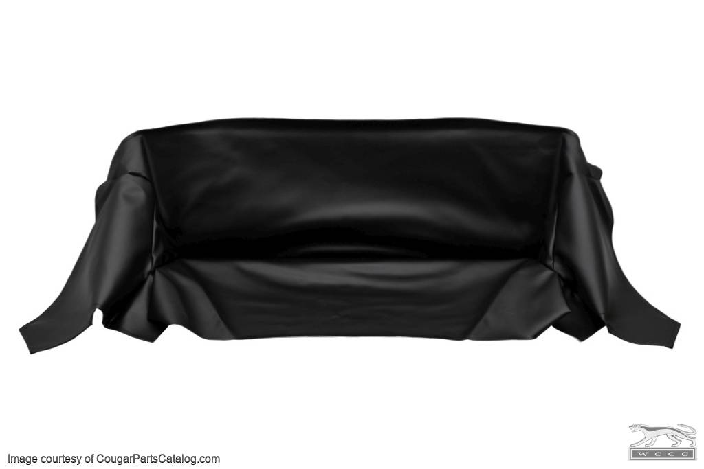Well Liner - Convertible Top - Concours - Repro ~ 1969 - 1970 Mercury Cougar - 1969 - 1970 Ford Mustang - 11671