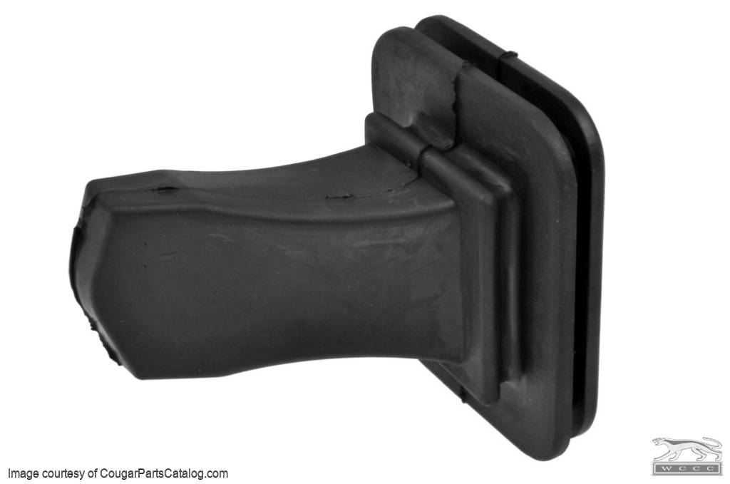 Dust Boot - Clutch Lever - 289 / 302 / 351 - Repro ~ 1967 - 1971 Mercury Cougar / 1967 - 1971 Ford Mustang - 11777