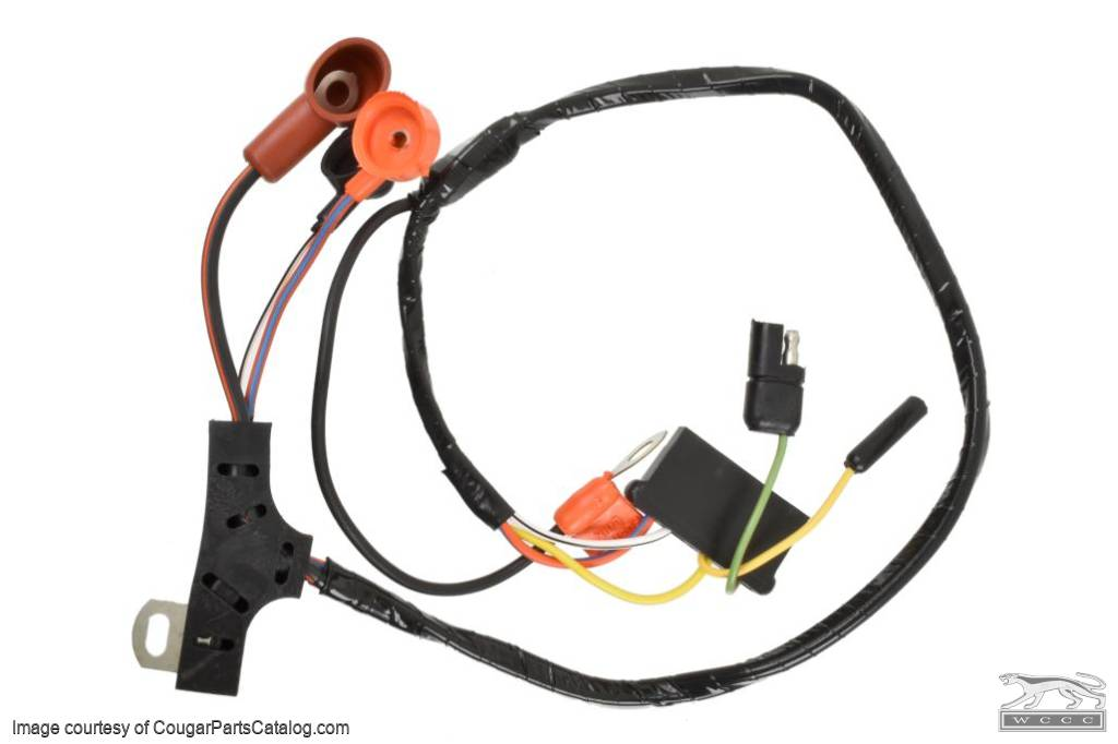 1972 Mustang Wiring Harness | Wiring Diagram on