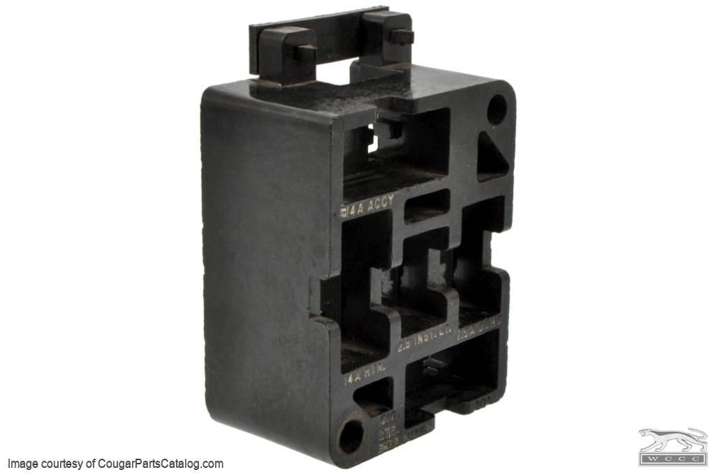 1363898414_g fuse block grade a used ~ 1967 1968 mercury cougar 1967 73 Mercury Cougar at readyjetset.co
