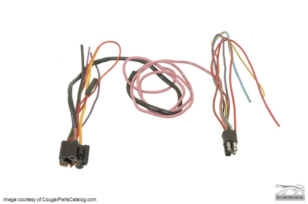 wiring pigtails - ignition switch    system   resistance