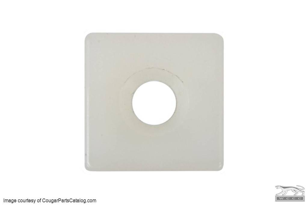 Fastener - License Plate - Front / Rear - Repro ~ 1967 - 1973 Mercury Cougar / 1967 - 1973 Ford Mustang - 14321