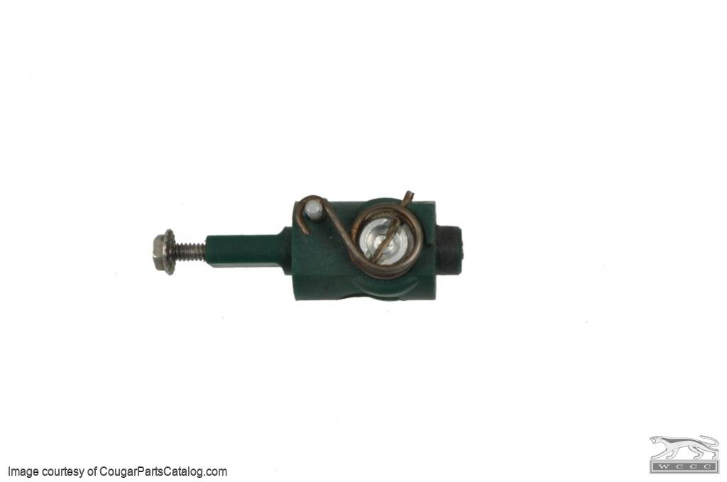 Actuating Mechanism - Tilt Column - Used ~ 1970 - 1973 Mercury Cougar / 1970 - 1973 Ford Mustang - 15-0112