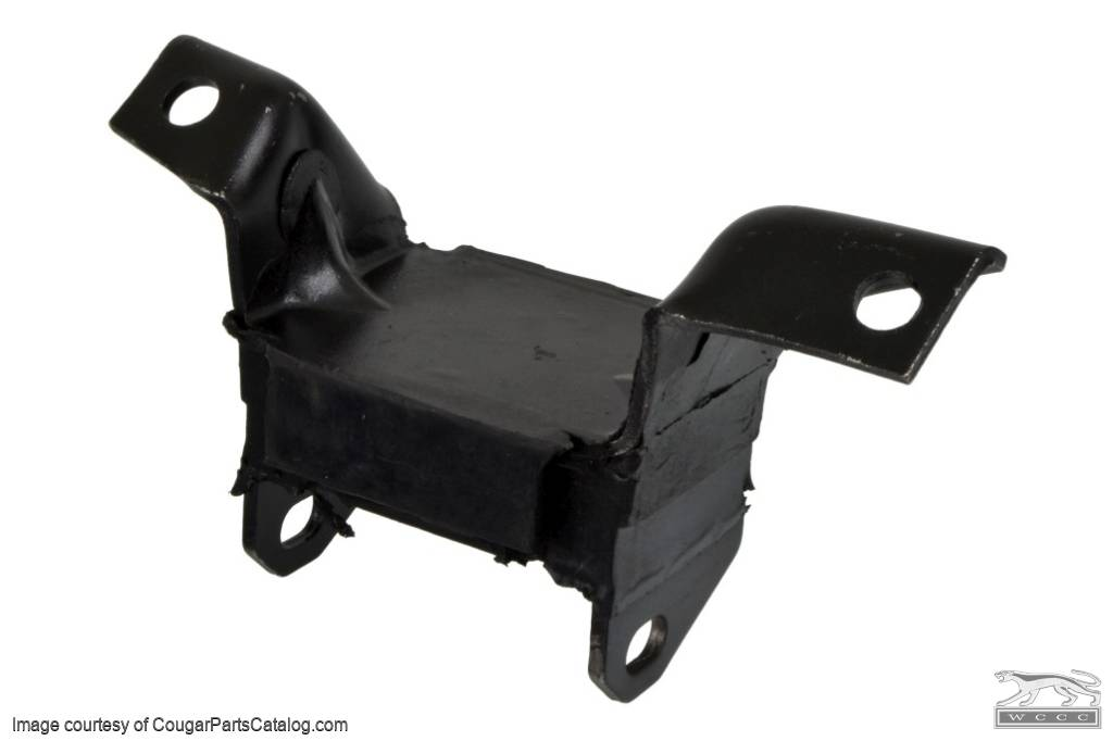 Motor Mount - Small Block - Coupe - EACH - Repro ~ 1967 - 1972 Mercury Cougar / 1967 - 1972 Ford Mustang - 15307