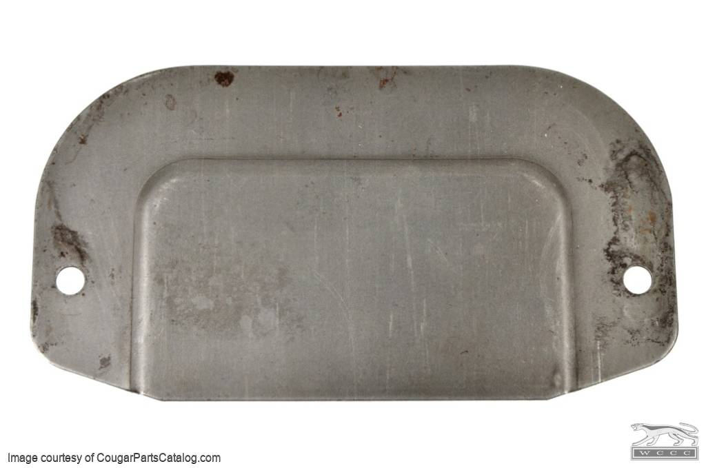 Inspection Cover - Automatic Transmission - C-6 - 429CJ - Used ~ 1971 Mercury Cougar / 1971 Ford Mustang - 16-0054