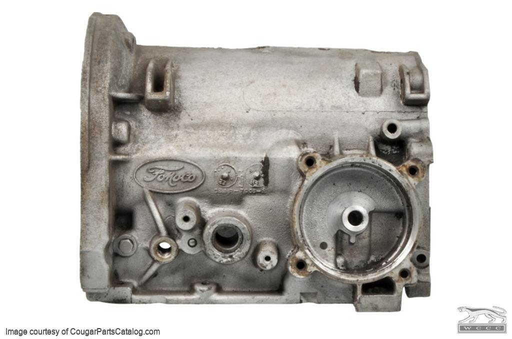 Case - C-4 Automatic Transmission - Used ~ 1967 - 1968 Mercury Cougar / 1967 - 1968 Ford Mustang - 16-0081