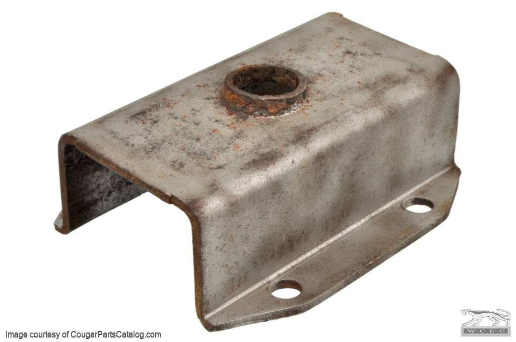 Retainer - Leaf Spring Mounting Box - Size 2 - Used ~ 1967 - 1973 Mercury Cougar - 16234