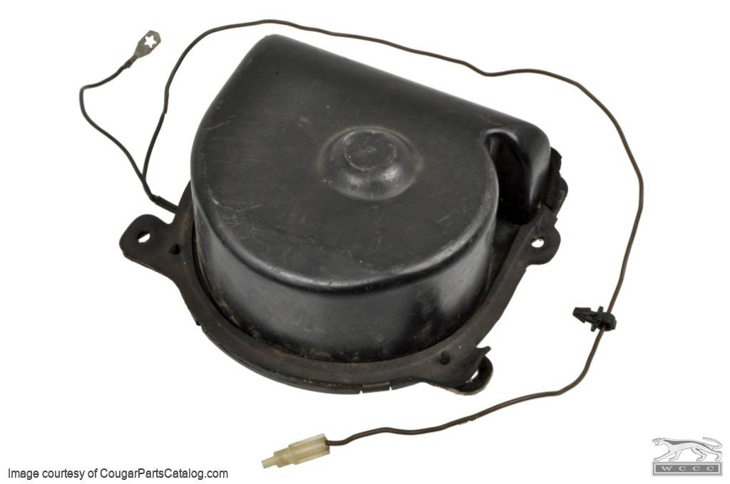 Blower Motor - Rear Defog - Used ~ 1968 - 1970 Mercury Cougar / 1968 - 1973 Ford - 18865
