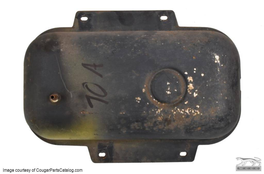 Storage Tank - Headlight Vacuum System - Grade A - Used ~ 1970 Mercury Cougar - 19617