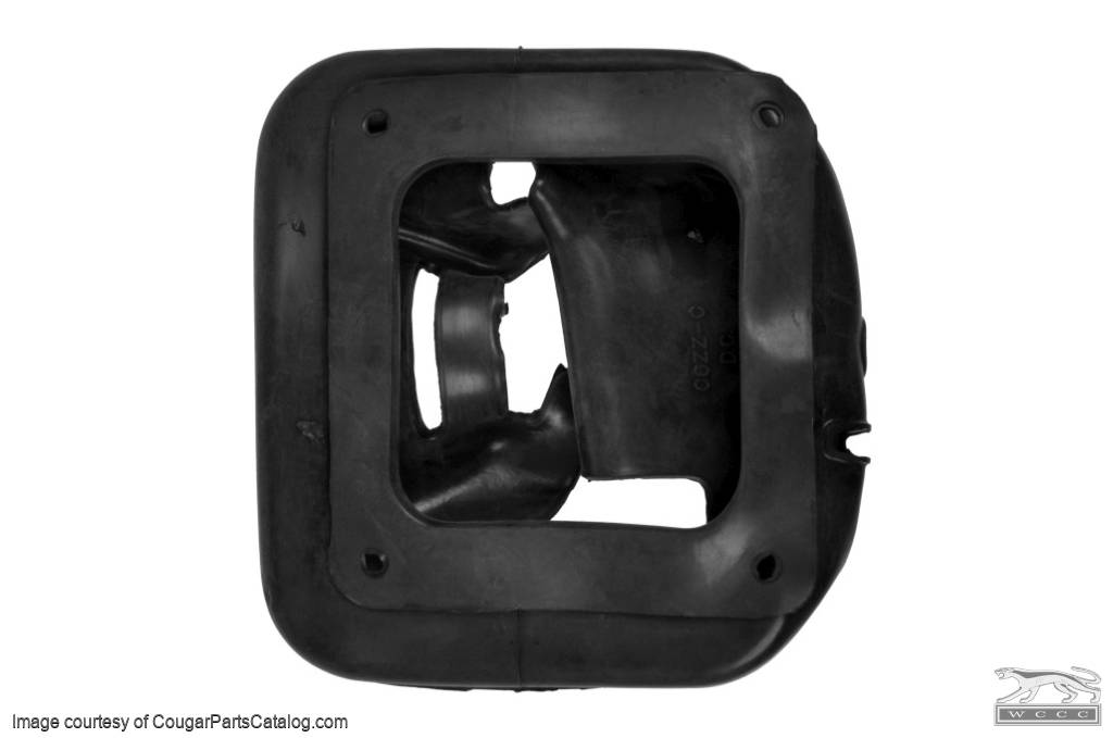 Shift Boot - Lower - 4 Speed - Repro ~ 1967 - 1968 Mercury Cougar / 1967 - 1968 Ford Mustang - 19947
