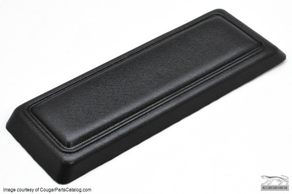 Console Padded Top Lid - Repro ~ 1971 - 1973 Mercury Cougar - 1971 - 1973 Ford Mustang - 14069