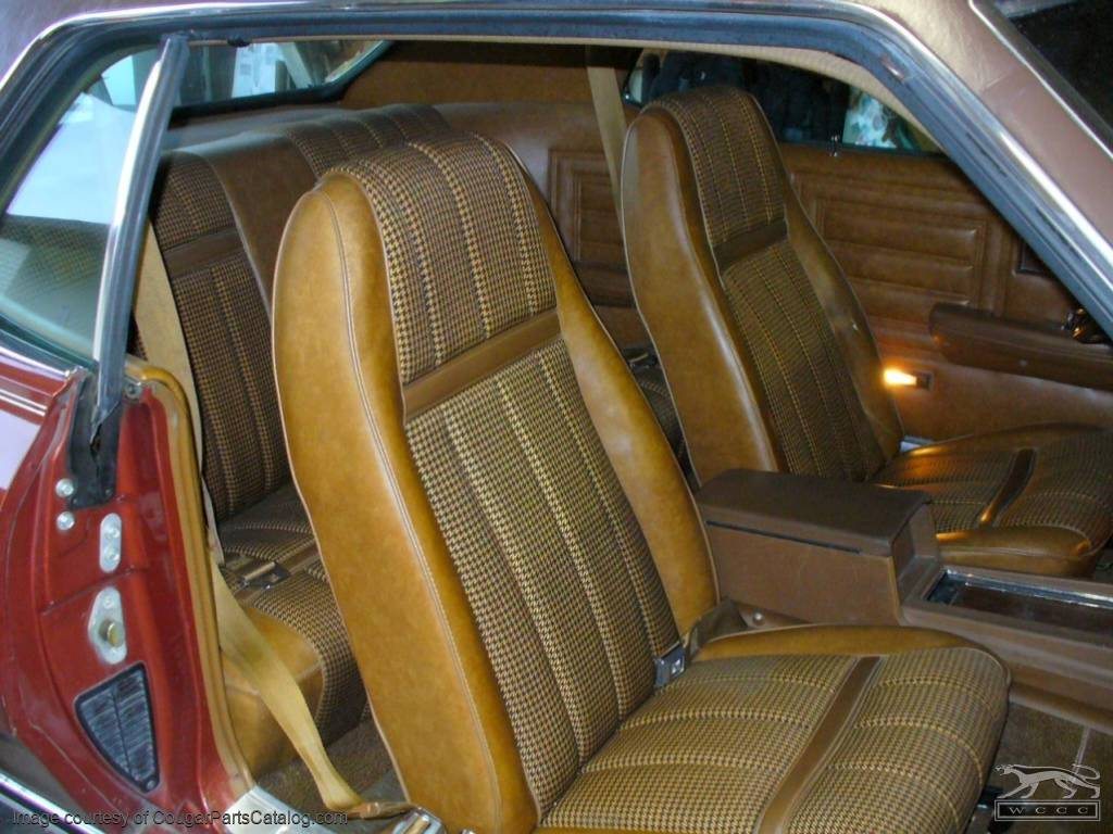 1971 ford mustang mach 1 interior