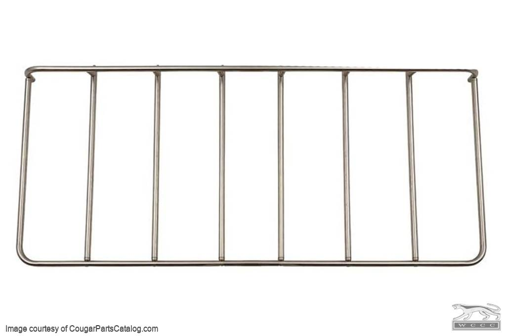 Luggage Rack - Rear Deck / Trunk Lid - Repro ~ 1967 - 1973 Mercury Cougar / 1965 - 1968 Ford Mustang - 20047