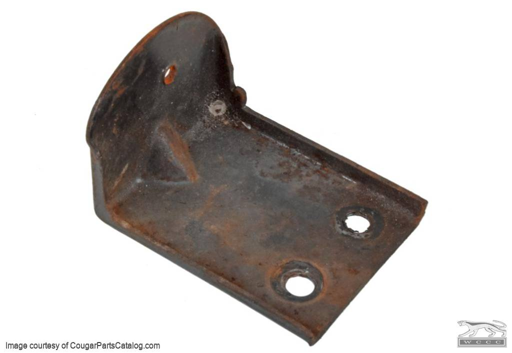 Bracket Lower - Convertible Rear Interior Panels - Used ~ 1969 - 1970 Mercury Cougar / 1969 - 1970 Ford Mustang - 22955