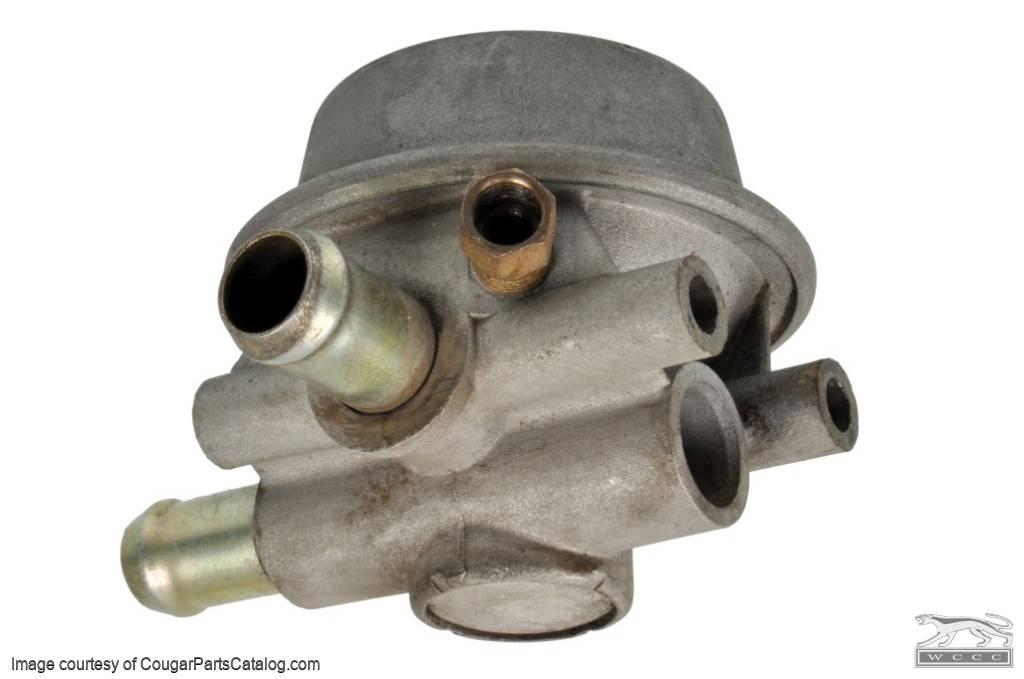 Valve - Anti Backfire - 390 - Used ~ 1967 Mercury Cougar / 1967 Ford Mustang - 23905