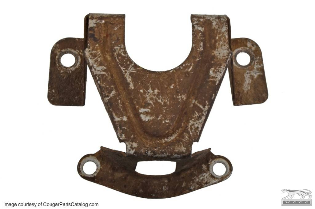 Stabilizer Bracket - Disc Brake Caliper - Used ~ 1968 - 1973 Mercury Cougar / 1968 - 1973 Ford Mustang - 24429