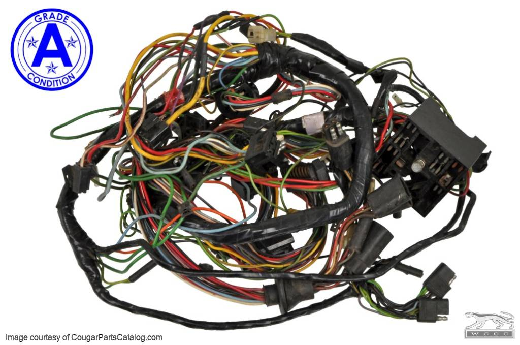 1488921341_x under dash wiring harness with a c xr7 eliminator grade a cougar wiring harness at n-0.co