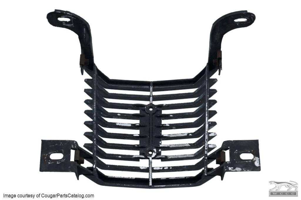 Grille - Center - Grade A - Used ~ 1969 Mercury Cougar - 24686