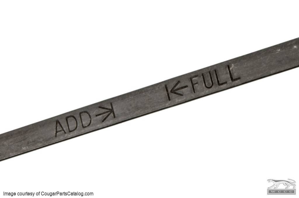 Oil Dipstick - BOSS 302 - Used ~ 1970 Mercury Cougar / 1970 Ford Mustang - 27362