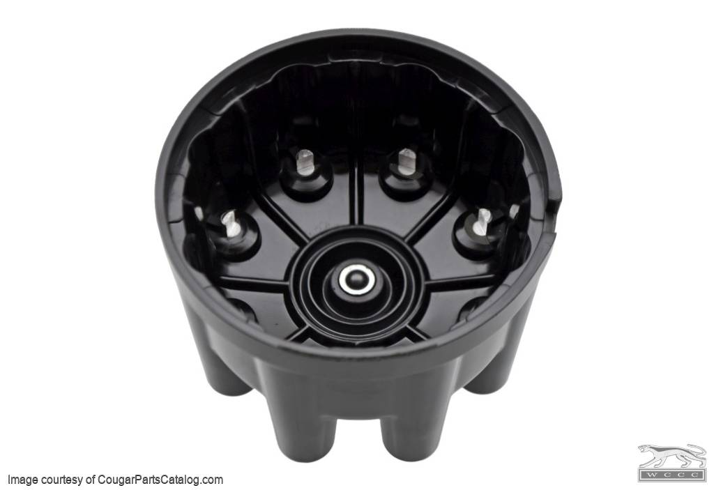 Distributor Cap - 8 Cylinder - CONCOURS - Repro ~ 1967 - 1973 Mercury Cougar / 1967 - 1973 Ford Mustang - 30390