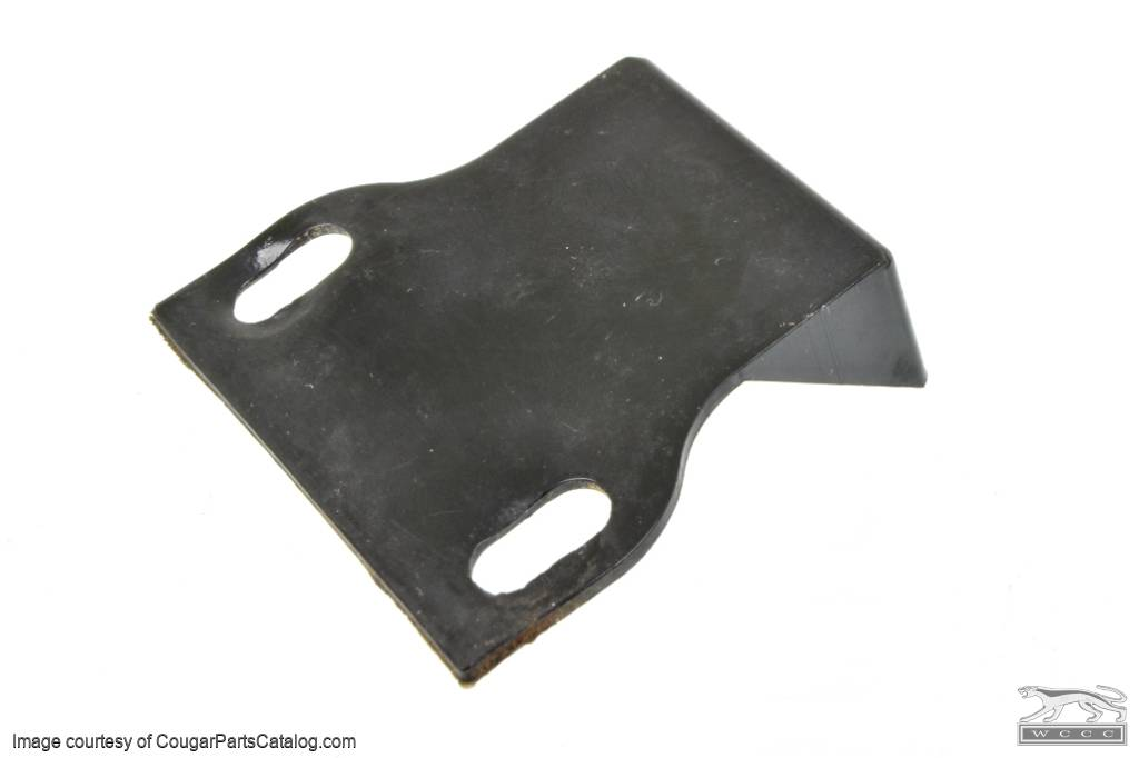 Protector Plate - Dimmer Switch - Used ~ 1967 - 1973 Mercury Cougar  - 30415