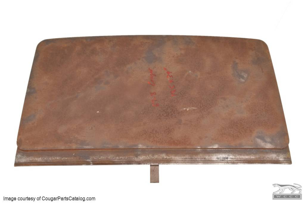 ASC Sun Roof Panel - Used ~ 1967 - 1968 Mercury Cougar  - 30446