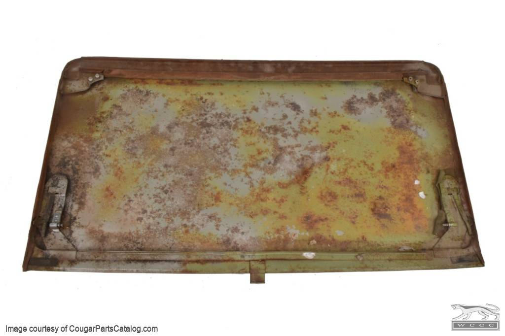 ASC Sun Roof Panel - Used ~ 1971 - 1973 Mercury Cougar    - 30448