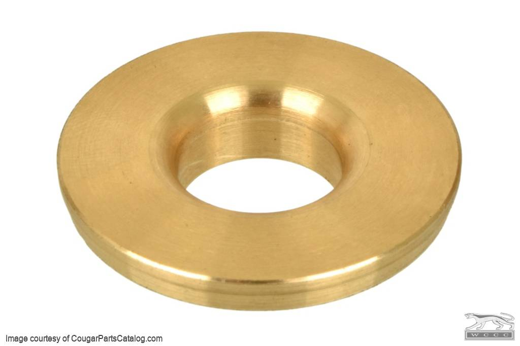 Water Restrictor Plate - 351C - Repro ~ 1970 - 1973 Mercury Cougar / 1970 - 1973 Ford Mustang - 30465